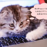 WordPress初心者