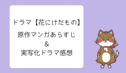 超胸キュン♡漫画【花にけだもの】が実写ドラマ化!!全話見た感想や動画の視聴方法など